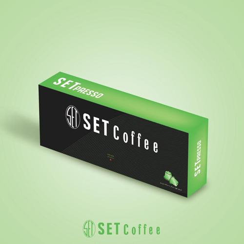 قهوه کپسولی ست